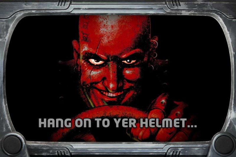 Carmageddon - Ready to rumble!