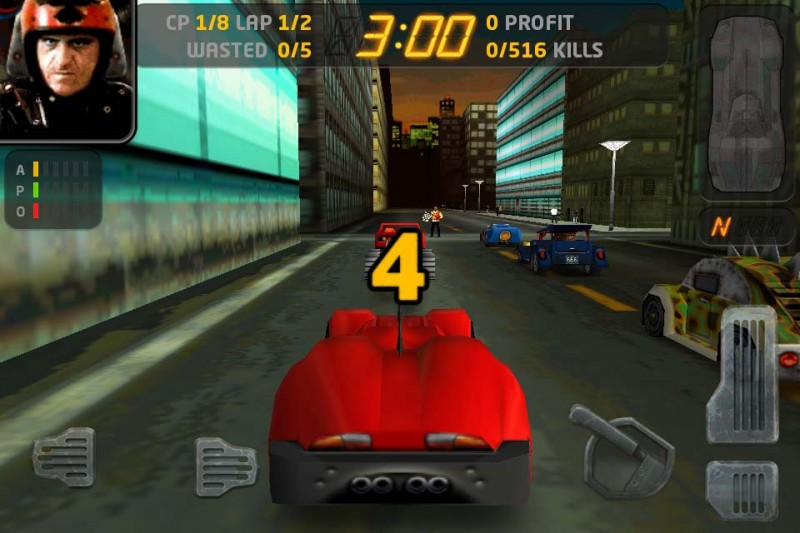Carmageddon - Count down!