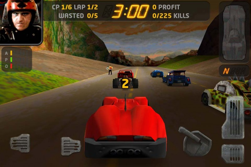 Carmageddon - Recognize this track?
