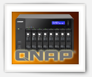 Combine QNAP shared folders into one share for easy access