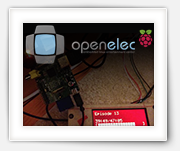 Raspberry Pi OpenELEC – Using a HD44780 display