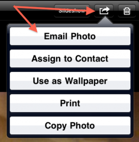 Forward your screenshot by email