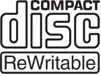 CD ReWriteable Logo
