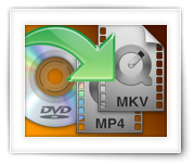MacOS X – HandBrake – Copy a DVD to MP4 or MKV file