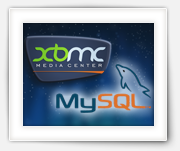 XBMC and MySQL – All rooms in sync!
