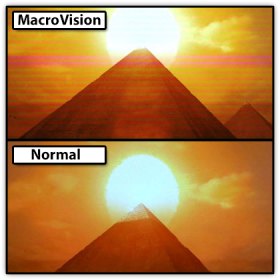 Macrovision Example