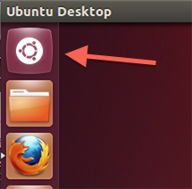 Ubuntu Unity - Dash Home button