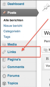 WordPress - Link Manager is back!