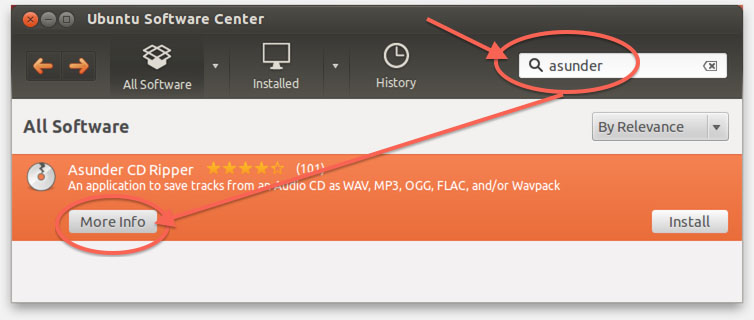 Tweaking4All com - Linux – How to copy your Audio CD to MP3s …