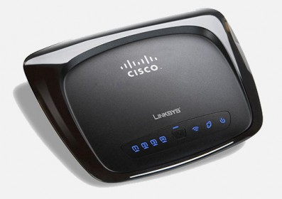 Cisco/LinkSys wireless without antenna's