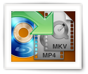 MakeMKV – Copy a Blu-Ray movie to MP4 or MKV