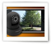 Use your old Android phone as an IP Cam monitor …