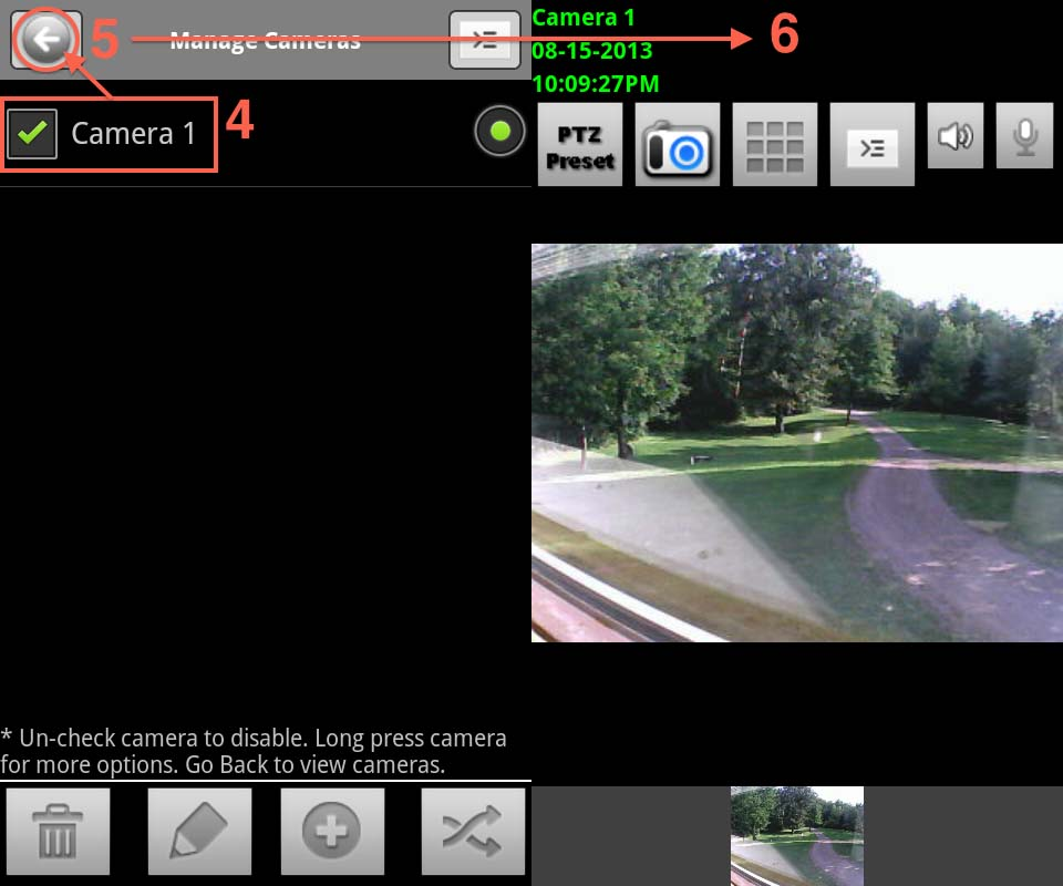 Tweaking4All com - Use your old Android phone as an IP Cam monitor