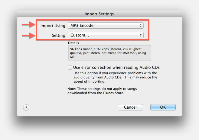 Tweaking4All com - MacOS X - How to copy your Audio CD to