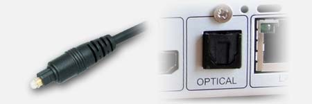TosLink or Optical Audio