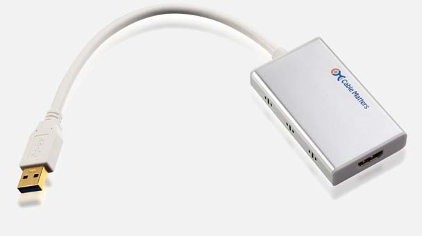 Q-waves wireless usb to hdmi extender