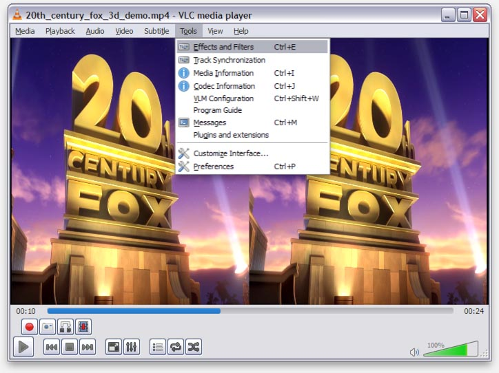 Tweaking4All com - Watch 3D Movies without 3D TV