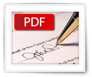 How to put your signature on PDF documents …