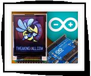 SainSmart 1.8″ TFT Arduino Color LCD Display