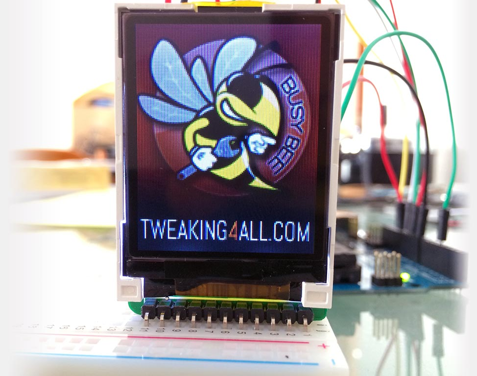Tweaking4All com - SainSmart 1 8
