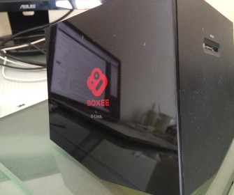 Boxee Box reboots with a Red Logo