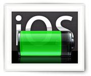 Battery Life tricks for iPad and iPhone Users