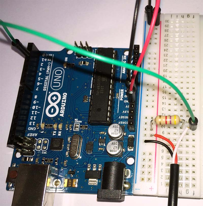 tweaking4all com how to measure temperature your arduino arduino and ds28b20 setup is super simple