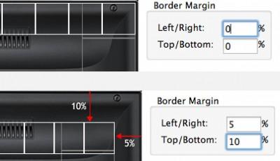 Optionally set Margins