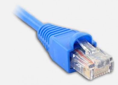 10BASE-T uses RJ45 Connectors