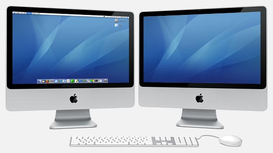 multiple desktops mac