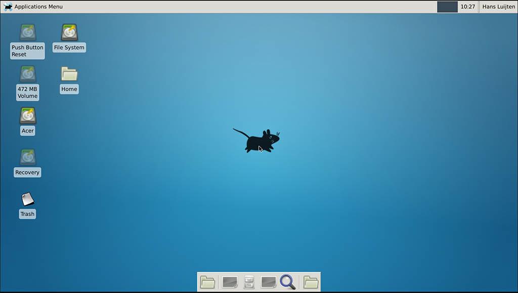 xRDP - Your Ubuntu xfce4 desktop