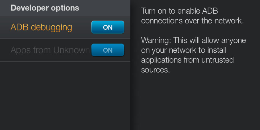 Tweaking4All com - XBMC – Install Kodi on Amazon Fire TV (FireStarter)