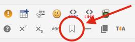 WordPress 4.x – Bring back TinyMCE buttons (Anchor)