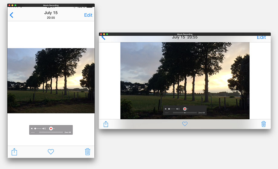 how to record the screen of your ios device in mac os x. Black Bedroom Furniture Sets. Home Design Ideas