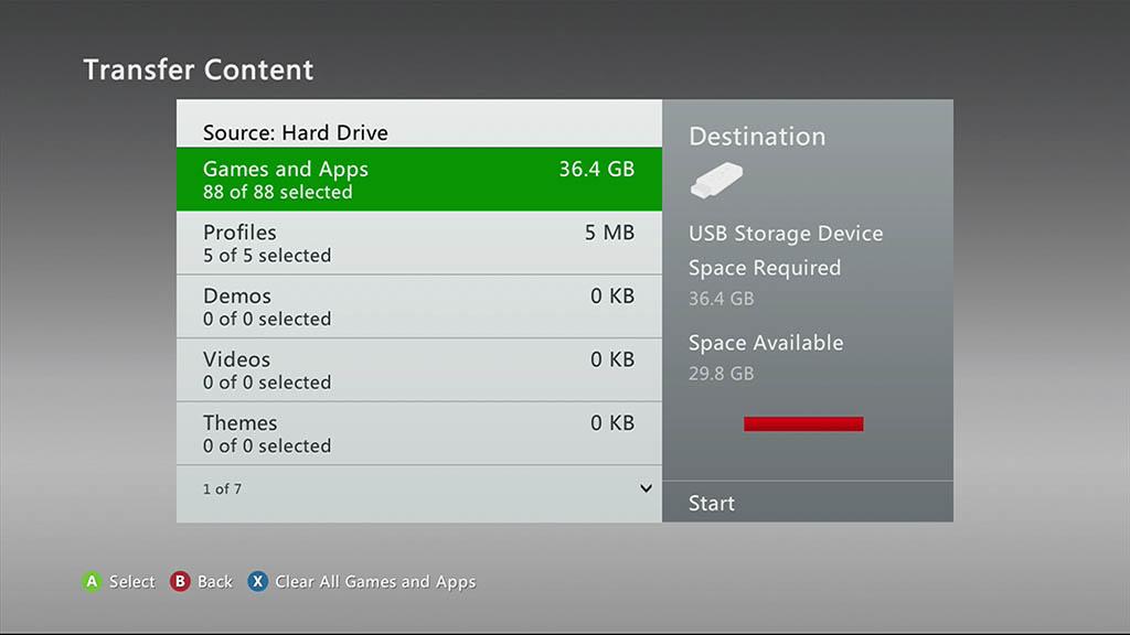 Tweaking4All com - XBox 360 - Duplicate XBox 360 content
