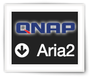 QNAP – How to install Aria2 as a better download manager