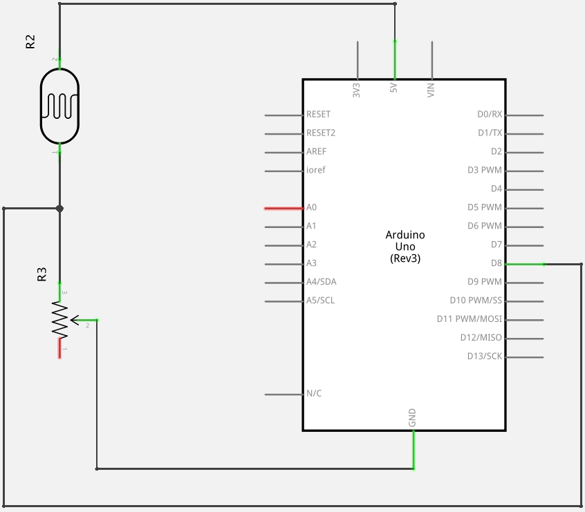 tweaking4all arduino with a light sensitive resistor ldr