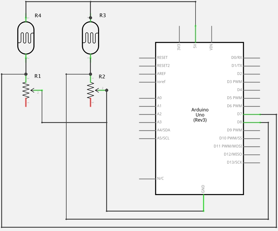 Tweaking4All.com - Arduino - Playing with a light sensitive resistor ...