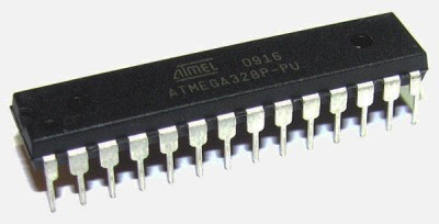 Atmel AVR ATMega328p Chip
