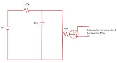 Delay Circuit PIR