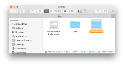 Mac - Screenshot pasted into Preview