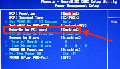 Tweaking4All com - Remotely Wake up your Computers with Wake On Lan