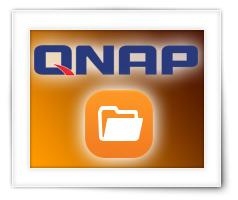 QNAP FTP Client by using File Station