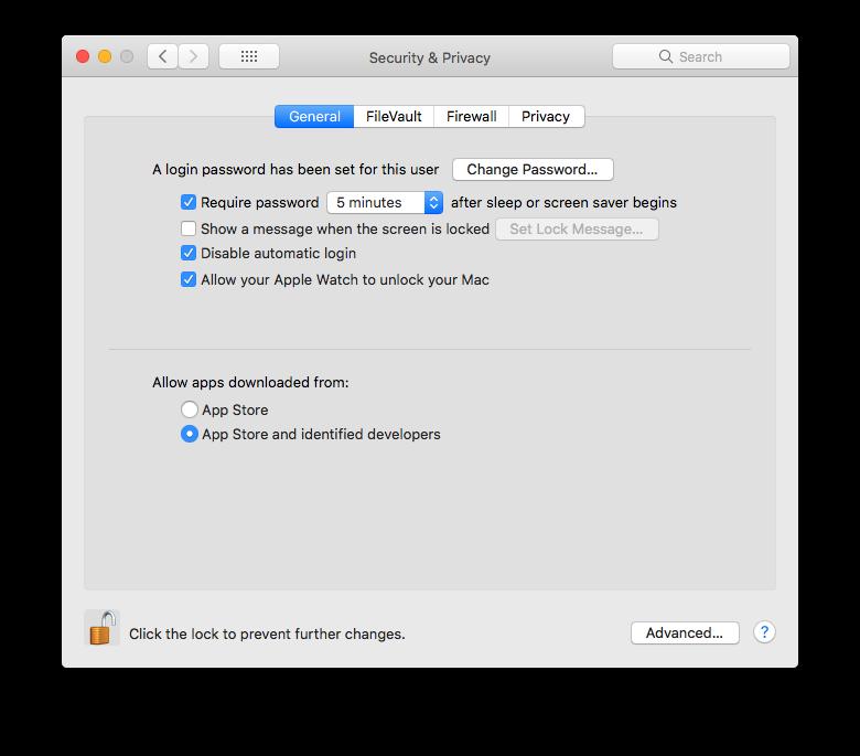 Tweaking4All com - Topics - macOS - Sierra - Disable