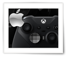 Bluetooth XBox One controller on a Mac
