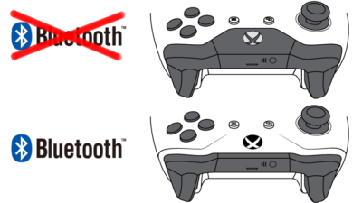 XBox One Controllers - Bluetooth or not