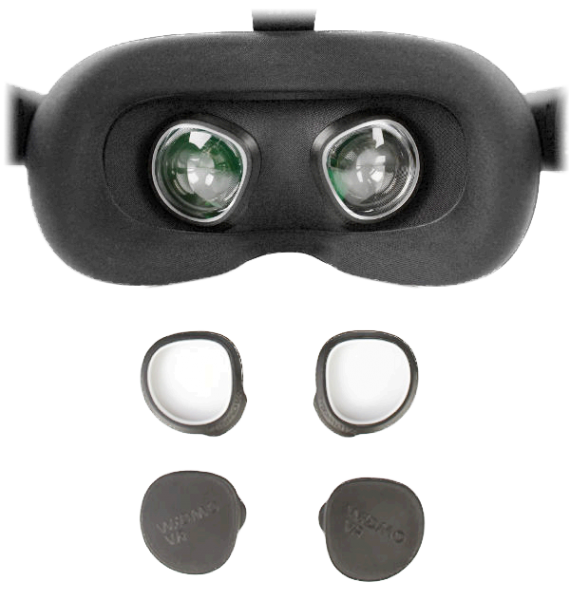 Prescription Lenses for VR HMD's